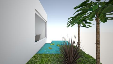 Awesomeness - Modern - Garden  - by OliverSharpe