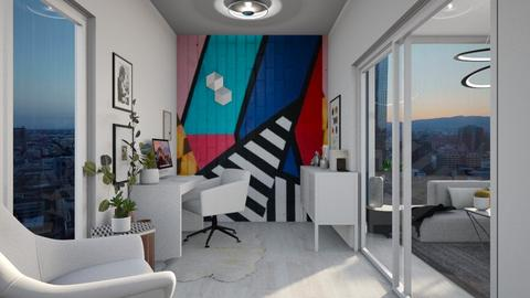 thinking space - Office - by mashusirjak