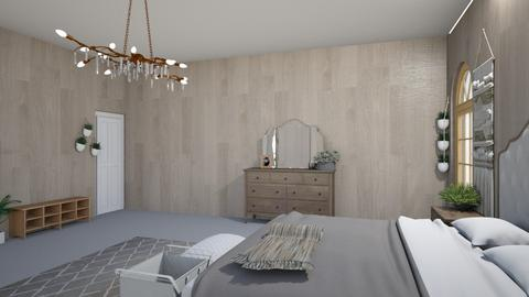 asthetic room for teen - Rustic - Bedroom  - by Design Tour