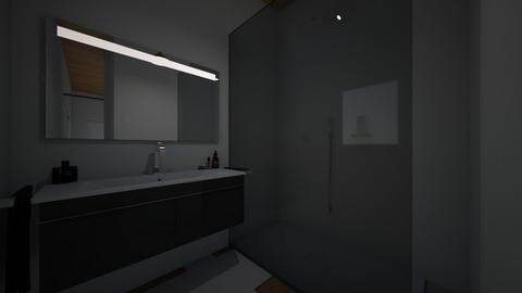 mike grondfllor - Bathroom  - by missoronas