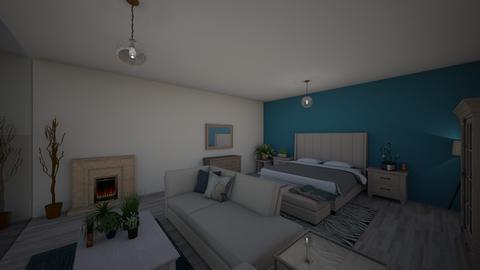 my bedroom - by edataman