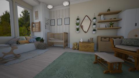 surprise baby - Kids room  - by JazzyMarie3339