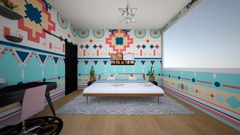 Bohemian Bedroom - Bedroom - by pschmitt