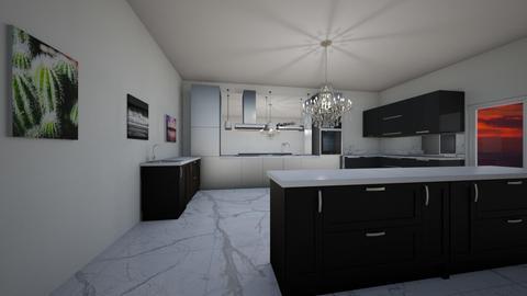 kitchen - Kitchen  - by Telah C