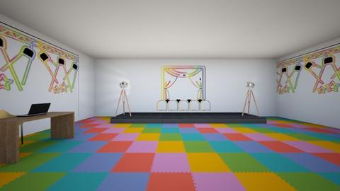 DRAMA ROOM MODIFIED - Modern - by mauxsal