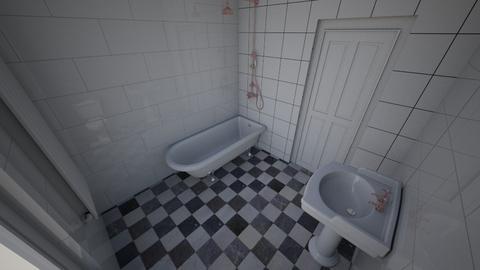 anthony bath1 - Bathroom  - by Tayend