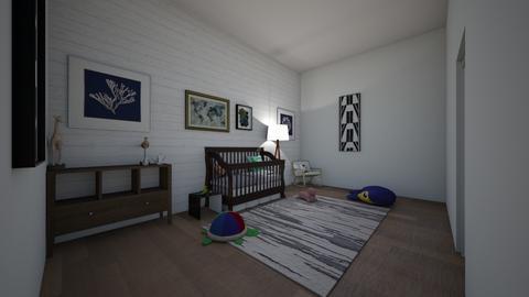 contest design 2 - Kids room  - by L farmer
