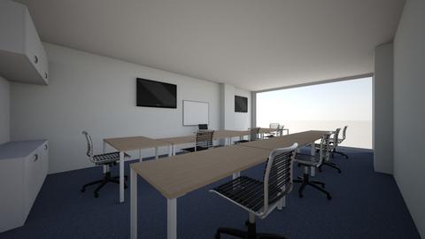 covid safe office layout - Office  - by rowankimber