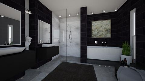 lux - Bathroom - by bsk Interiordesign