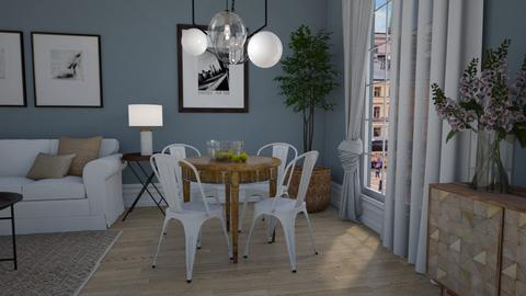 Lamps - Living room  - by Tuija