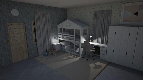 My love - Kids room - by Vika100