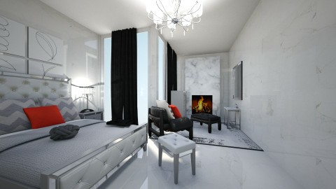 fdnbmk - Glamour - Bedroom - by yamz