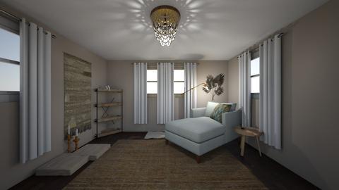 Mom Zen Room - Feminine - Office  - by sarahstyle16
