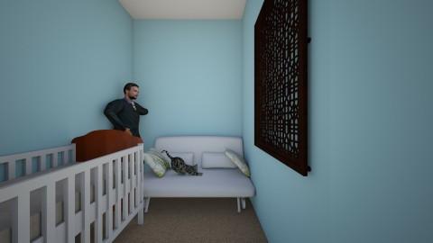 Sample bedroom - Minimal - Bedroom  - by murtasar