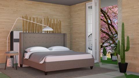 Floor Lamp - Bedroom  - by beautiful luxury winter decoration