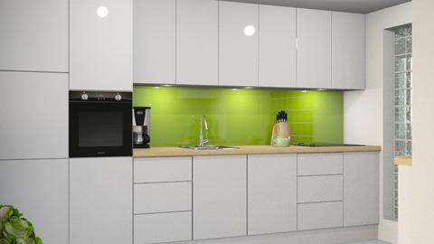 540 - Modern - Kitchen  - by Claudia Correia