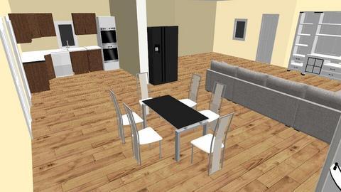 Ackerly idea first floor  - by Ruzhka
