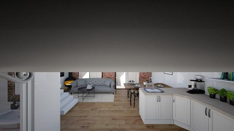 domki kostka - Living room - by loveemeraldcrocodile
