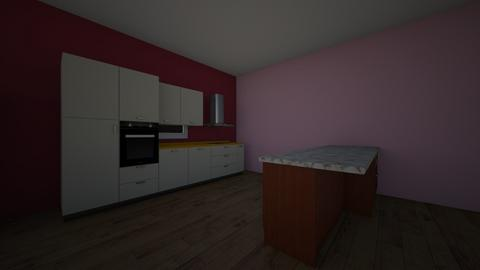plano casa - Living room  - by Abril04