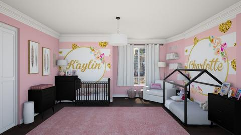 Bedroom_Nursery - Kids room  - by Larcho1996