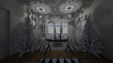 Christmas Living room - Modern - by king C
