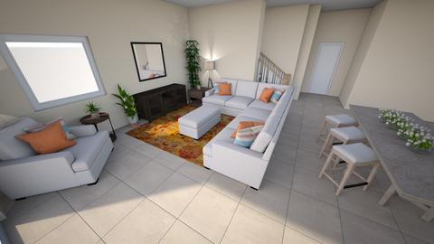 Living Space Mary Lynn - Living room - by Princessjewls88