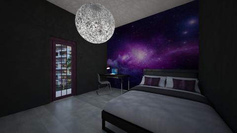 BEDROOM - Bedroom  - by Tamar Mordehay