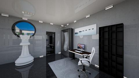 office OTW - Modern - Office  - by Amyz625