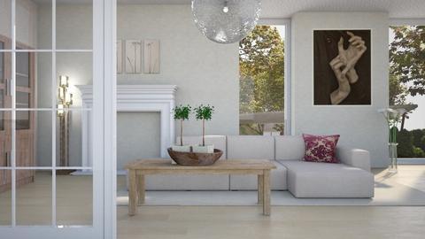 OKeeffe Livingroom - Living room - by KimAlys
