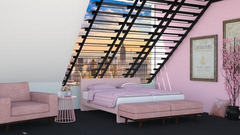 V E L V E T  - Glamour - Kids room  - by designkitty31