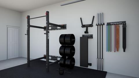 RC Garage Gym - by rogue_30ac4226e4313f892271530de7f01