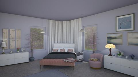 Soft and Blurry Sleep - Bedroom  - by KarJef