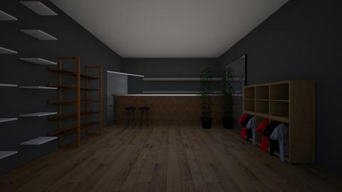 New shop - Modern - Office  - by oakmontparadigms