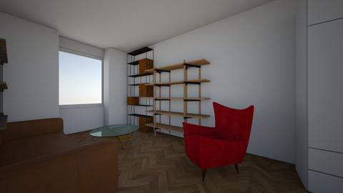 1 - Living room  - by beereeza