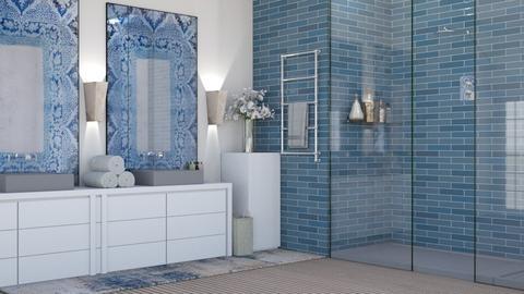 BathrooContest_gaietta_aa - Modern - Bathroom  - by gaietta_aa