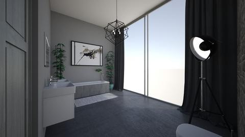 h o t e l_b a t h r o o m - Modern - Bathroom  - by Marlisa Jansen