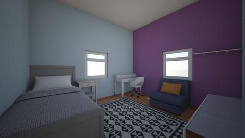 my room - Bedroom  - by sadiepuppy1