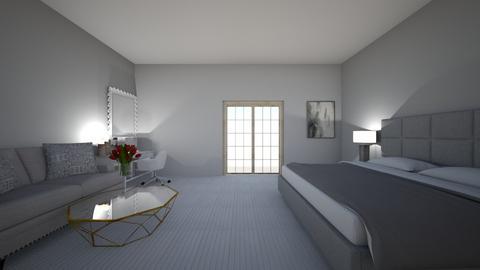 hotel room  - Modern - Living room  - by ash_olson1