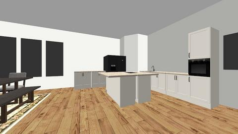 Lakehouse 2 - Classic - Living room  - by alyssasotelo