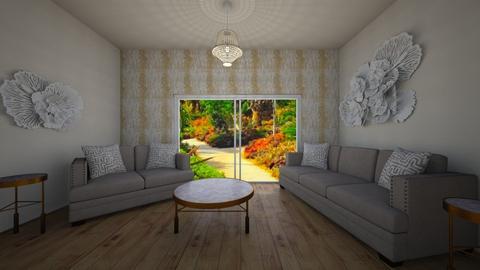Room - Living room - by sak2007