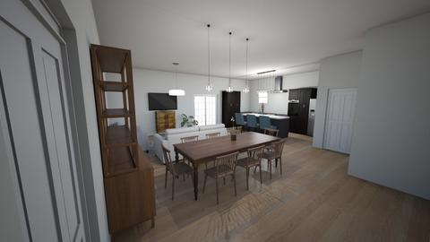 Kibb 2 - Living room  - by Niva T