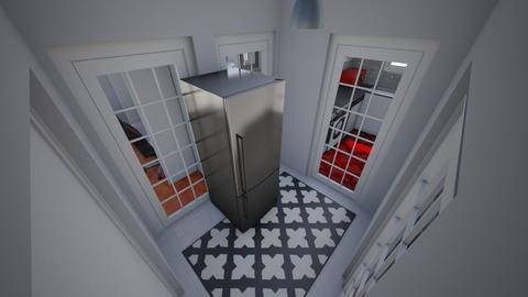 hol1 - Kitchen  - by filozof
