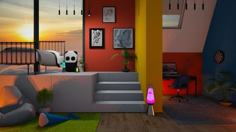 Kids Room Bright Edition - Modern - by Dragonets of Destiny