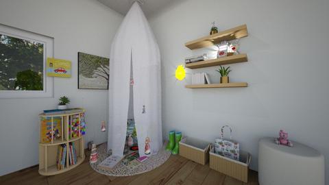 rincon de lectura - Kids room  - by clasesytutorias