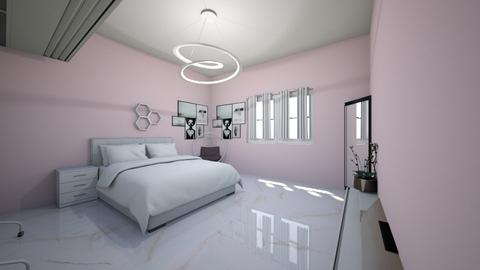 LE Project Renovate - Bedroom  - by NauraAliah