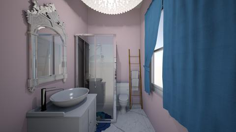 tiny home - Bedroom - by abigail_j_feinberg