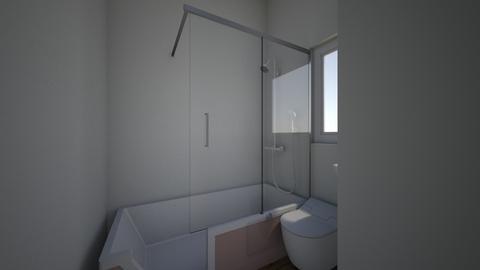 upstairs - Bathroom  - by joetho39