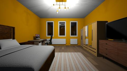 room - by Berecz Viktor