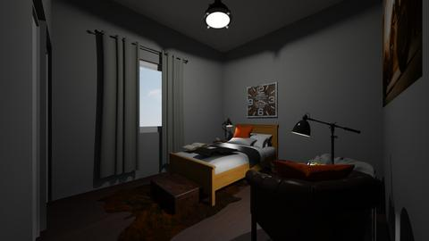 Bedroom Idea 3 - Bedroom  - by Riordan Simpson