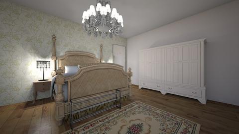 Love Story Bedroom - Vintage - Bedroom  - by E21